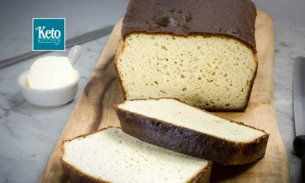 Keto Bread Recipe – New & Improved – The Best by Far!
