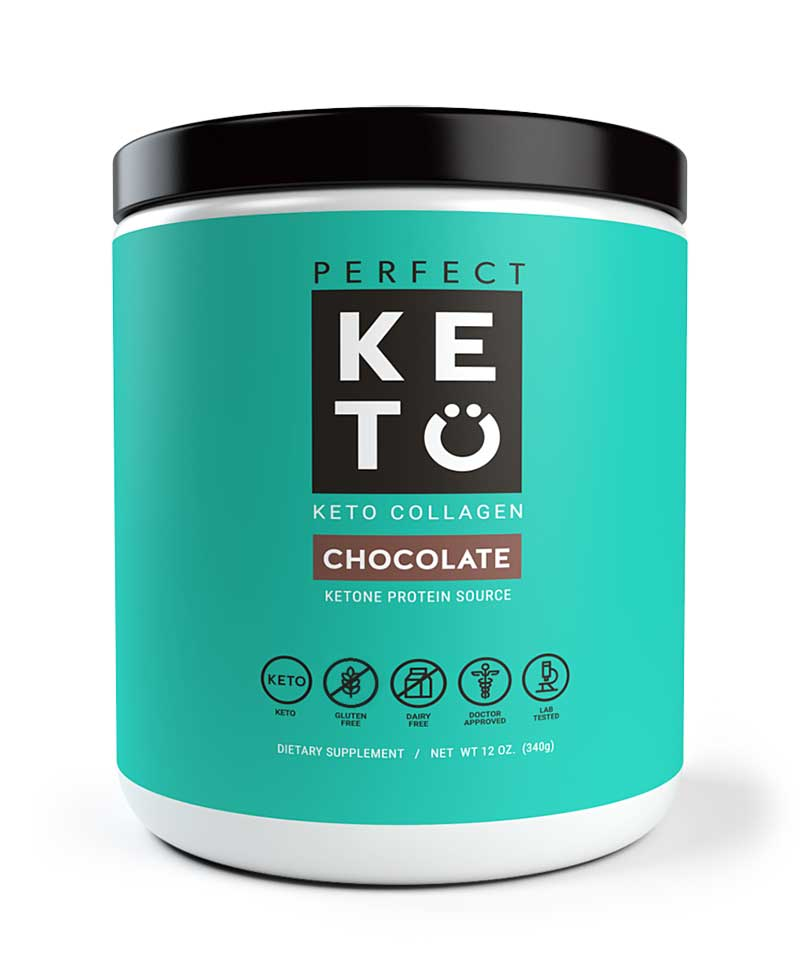 perfect keto protein powder