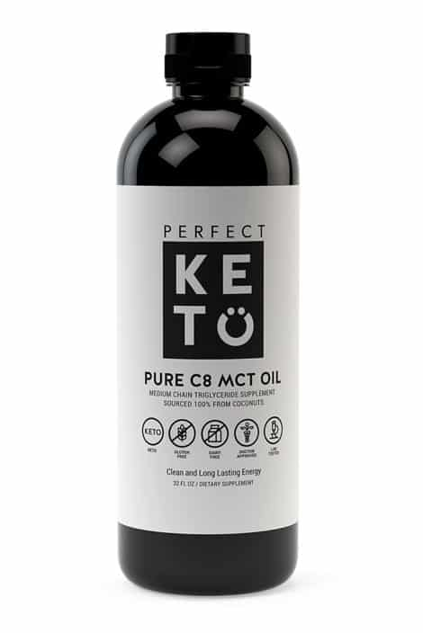 The Best MCT Oil is C8