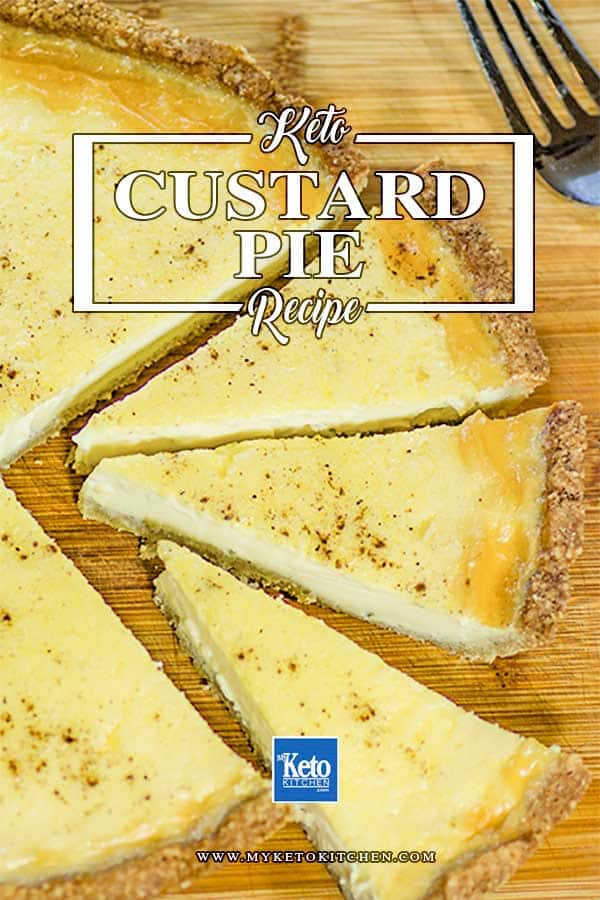 kitchen.com faucet kohler kitchen keto custard pie aka tart recipe low carb crust delicious this baked is sugar free with an