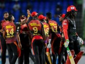 CPL 2021 Semifinal 2: Guyana Amazon Warriors vs St Kitts & Nevis Patriots: Gayle, Lewis take Patriots to final