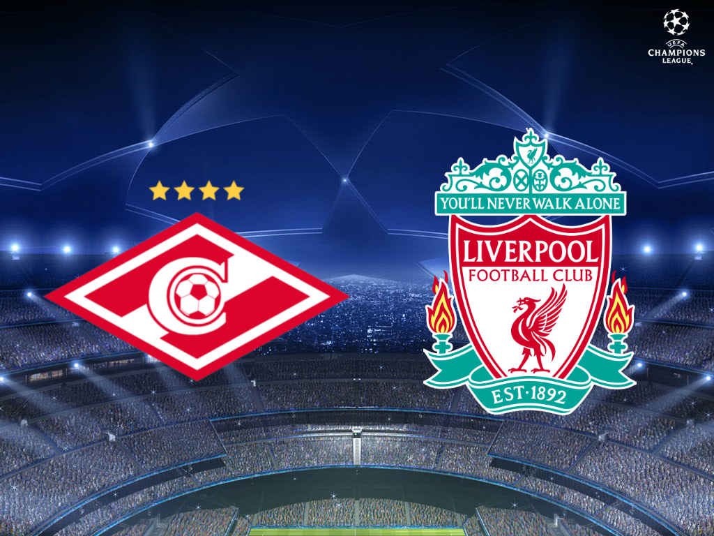 Spartak Moscow Vs Liverpool: Predicted lineups and preview