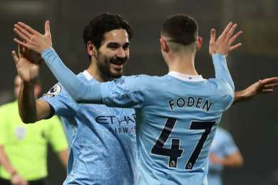 West Brom 0-5 Manchester City: Gundogan guides Guardiola's side into top spot