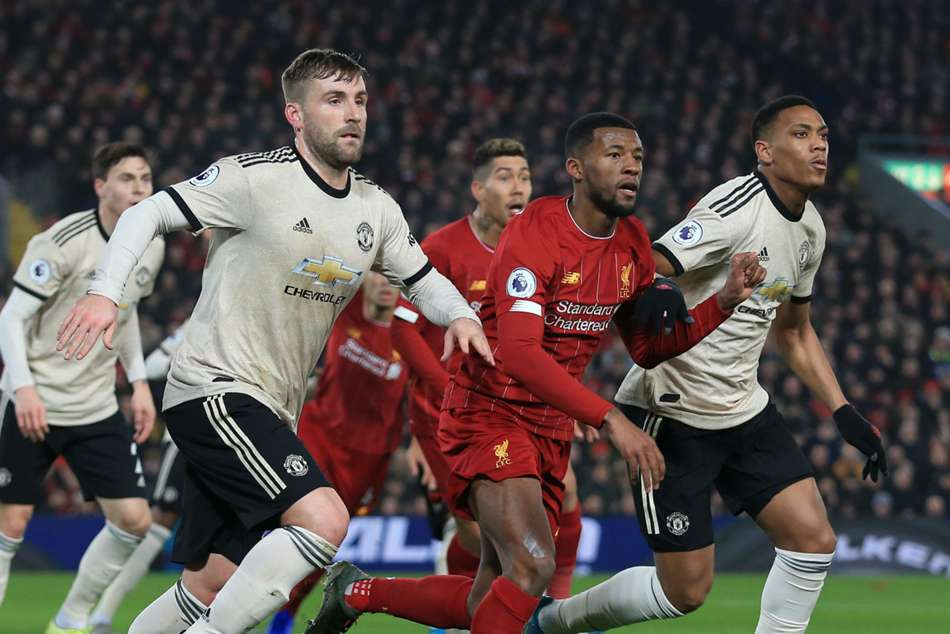 FA Cup Draw: Manchester United and Liverpool to clash in fourth round