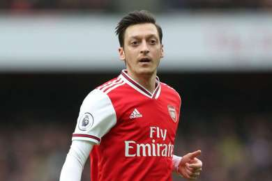 Ozil 'never regretted' joining Arsenal