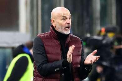 Pioli calls for Milan response ahead of Inter derby