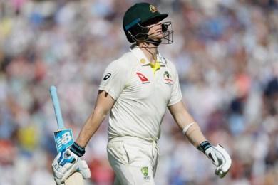 India Vs Australia: Steve Smith caught on camera scruffing batsman's mark on Sydney pitch, fans call him 'cheater'