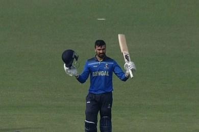 Mushtaq Ali T20 Trophy: Vivek Singh slams 64-ball 100 as Bengal beat Jharkhand for second straight win