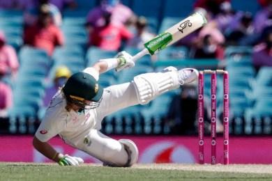 India vs Australia: Will Pucovski injures shoulder, sent for scans