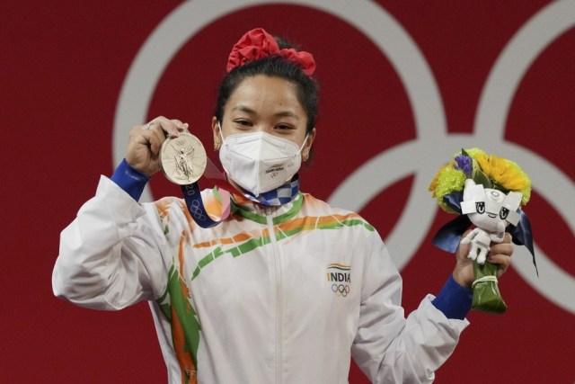 टोक्यो ओलंपिक: पीएम मोदी, राष्ट्रपति कोविंद ने जीता चानू का रजत पदक