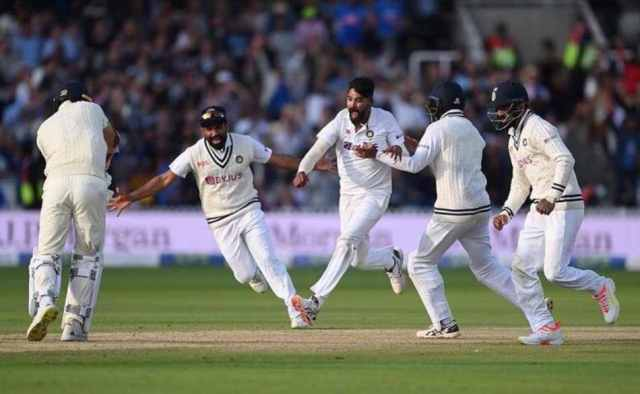 India vs England 2nd Test: Virat Kohli's team underlines status as pace power at Lord's