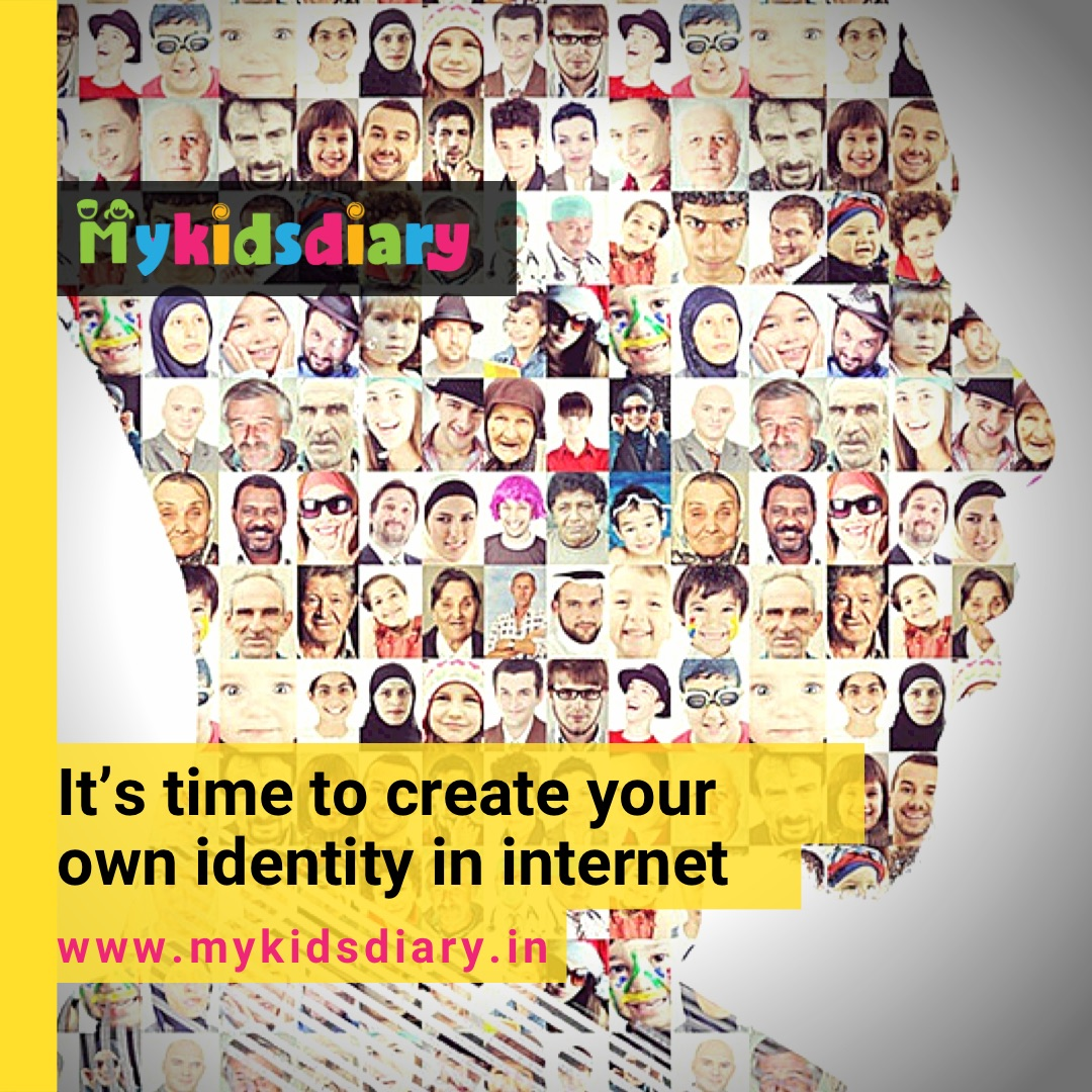 Free Signup to create your own identity