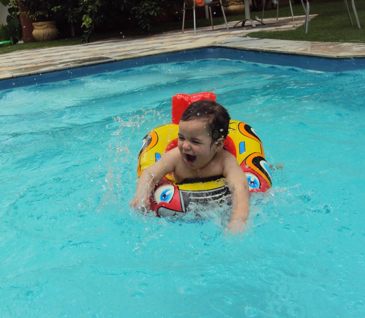 Swiming Baby