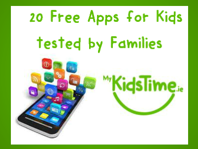 20 Free Apps for Kids Recommended by Families