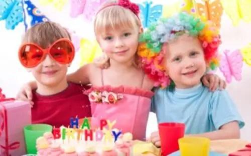 20 fun kids party