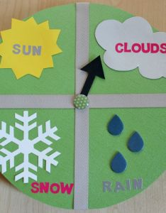 Weather clock also easy and fun activities for kids rh mykidstime