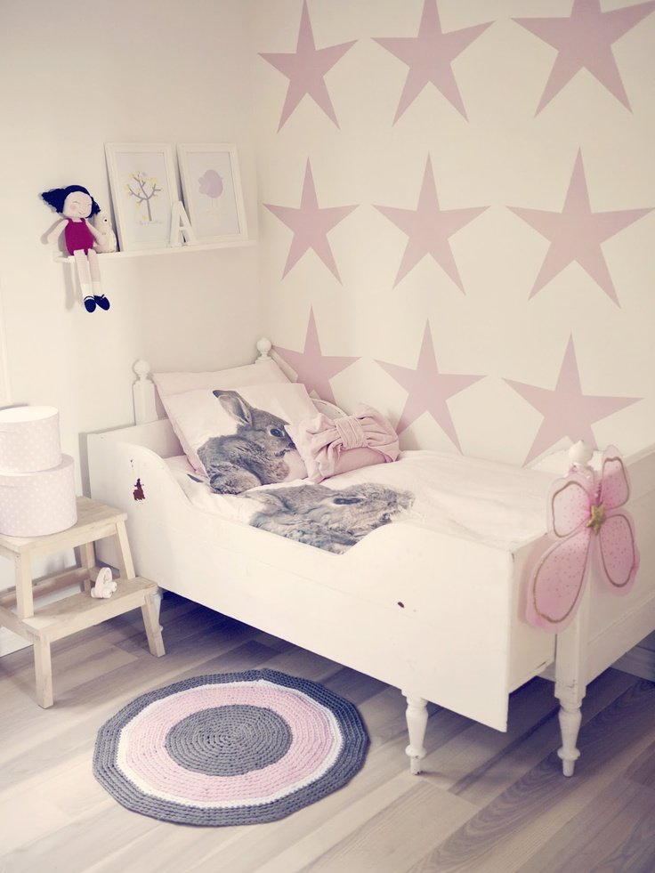 14 Glorious Girls Bedroom Ideas That Arent Just Boring Pink