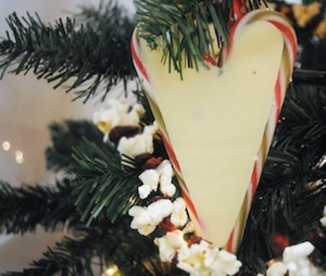 Edible Homemade Christmas Decorations For Kids To Make Candy Chocolate Hearts From Goodtoknow
