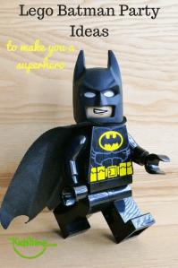 Lego Batman Party Ideas to Make You a Superhero