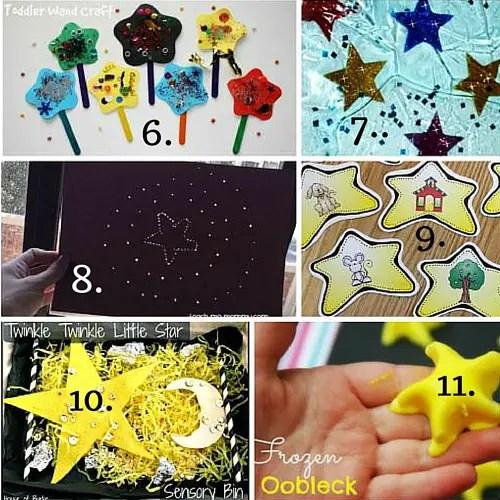 32 Fun Nursery Rhyme Activities for Toddlers & Preschoolers