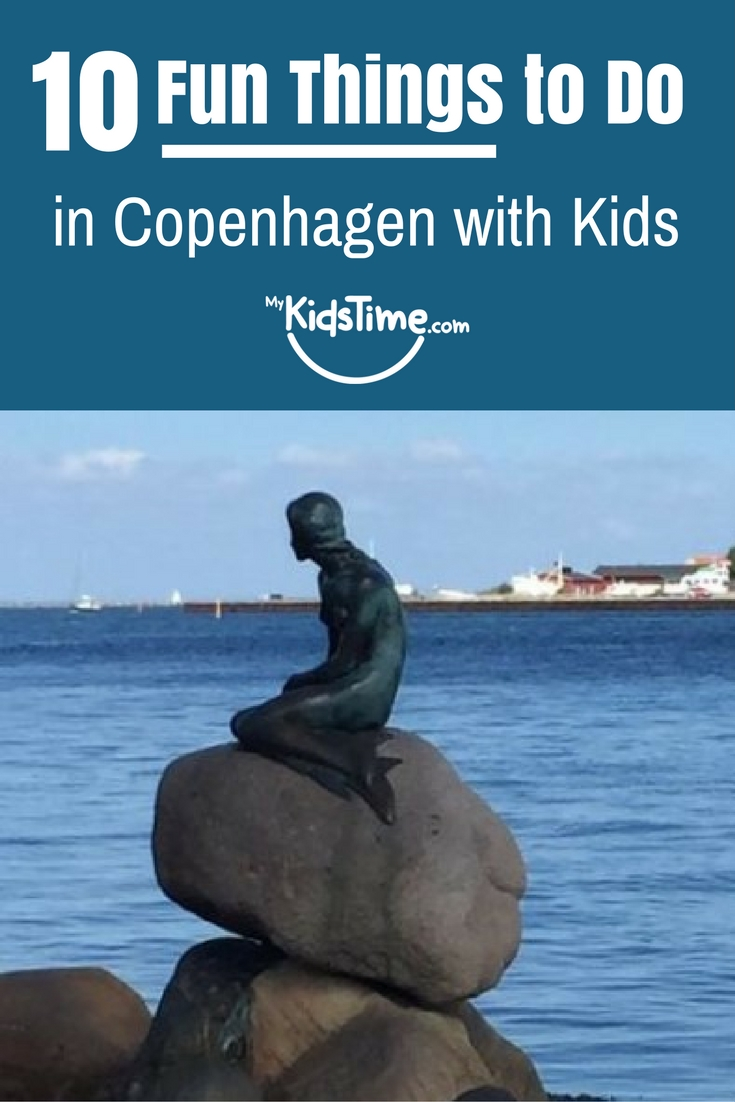 10 Fun Things To Do in Copenhagen With Kids Other Than Tivoli