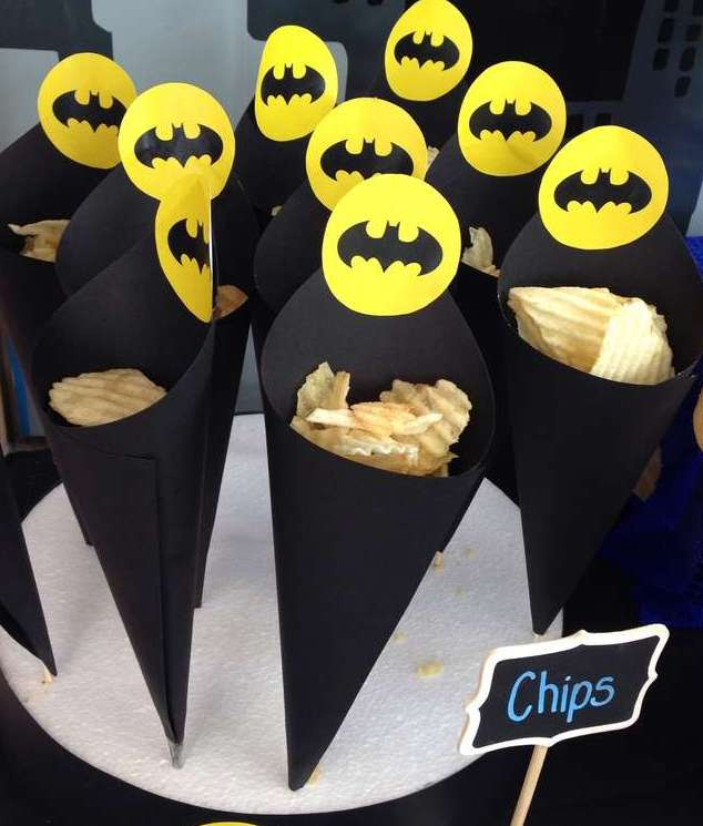 Simple Superhero Party Food Ideas You Can Make In Minutes