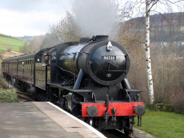Aboard Steam Trains And Fun Train Rides In Ireland
