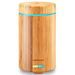 My kind of Zen - Urpower Real Bamboo Essential Oil Diffuser