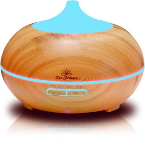 My kind of Zen - Zen Breeze Essential Oil Diffuser