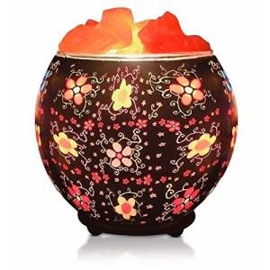 My kind of Zen - Himalayan CrystalLitez Himalayan Salt Lamp