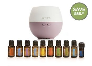 My kind of Zen - Home Essentials Kit Package by doTERRA
