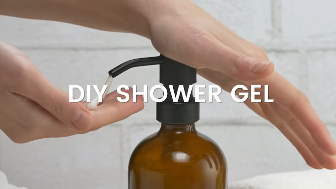 My kind of Zen – Shower Gel with Orange Essential Oil and Shea Butter