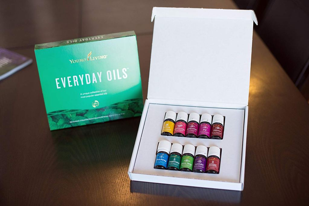 My kind of Zen - Young Living Essential Oils Review