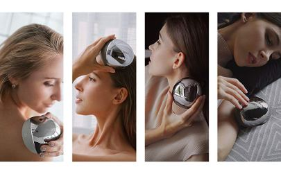 Breo iDream Head and Eye Massager