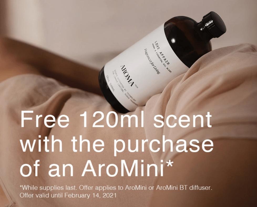AroMini Aromatherapy diffuser