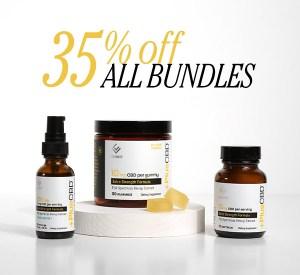 35% Off All PlusCBD Bundles