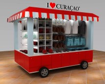 Outdoor Retail Kiosk Ideas - Year of Clean Water