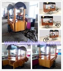 Food Kiosk Cart Design - Year of Clean Water