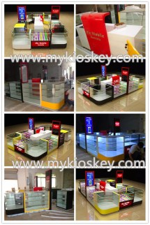Cosmetic Kiosk Design Cosmetics And Makeup Stands