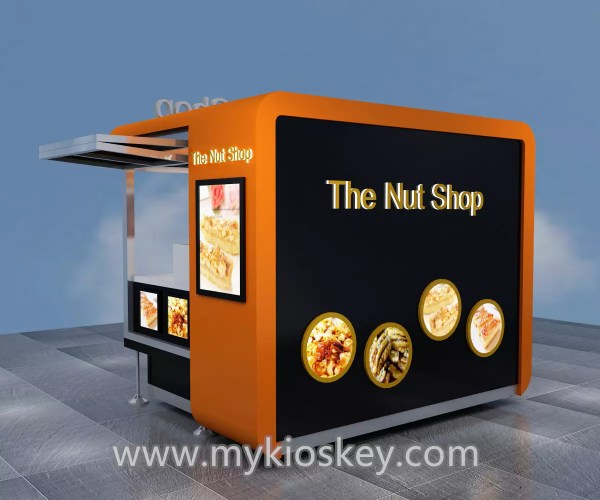 Fast Food Kiosk - Year of Clean Water
