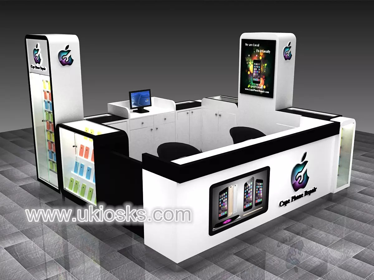 Custom mobile phone retail store cell phone accessories