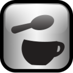 Kitchen Calculator Height Of Stools For Island And Recipe Converter Tools Cooking Baking App Icon