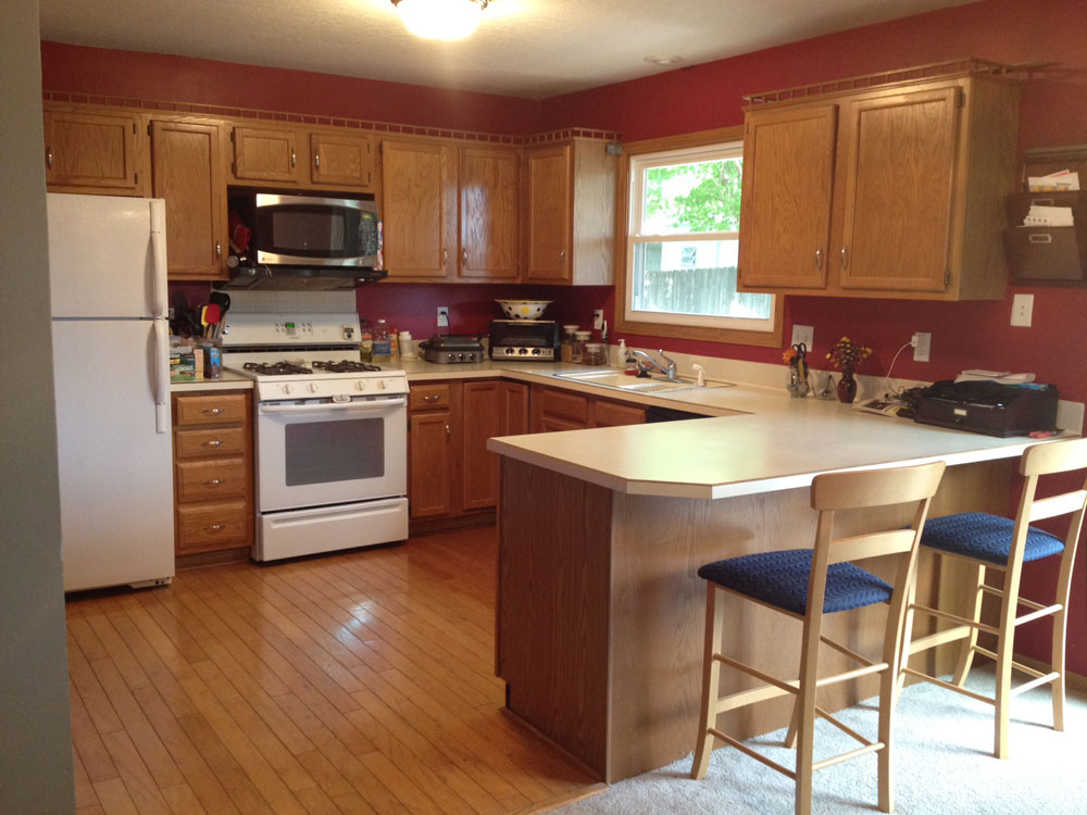 Best Colors For Kitchens With Oak Cabinets Saveoaklandlibrary