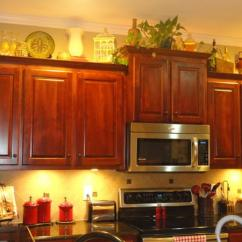 Replacing Kitchen Cabinet Doors Rolling Cart For Tips Decorating Above Cabinets - My ...
