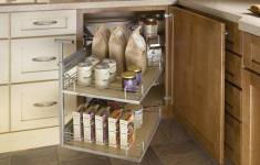 Adorable Kitchen Cabinets Accessories That Will Motivate You