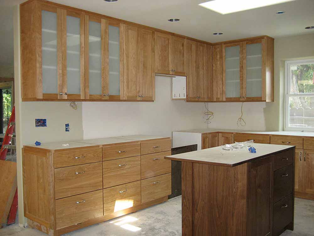 kitchen cabinet hardware cheap lowes doors the right type of door handles for our ...