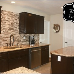 Refinishing Oak Kitchen Cabinets L Shaped Island Staining Cabinet To Refresh Your - My ...