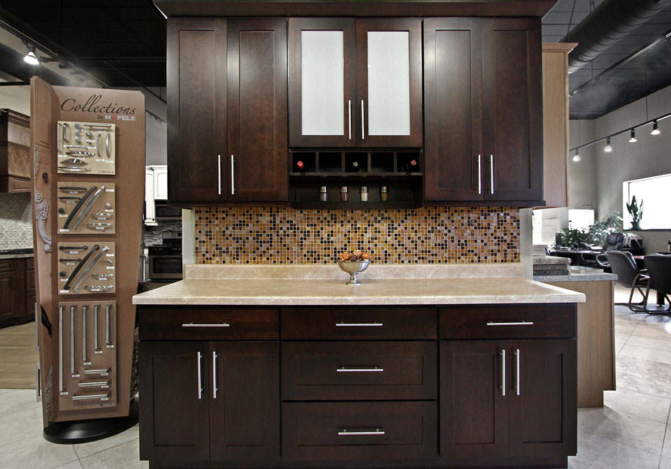 Unfinished Stock Kitchen Cabinets For Cheaper Option My