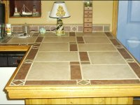 Have the Ceramic Tile Kitchen Countertops for Your Home ...