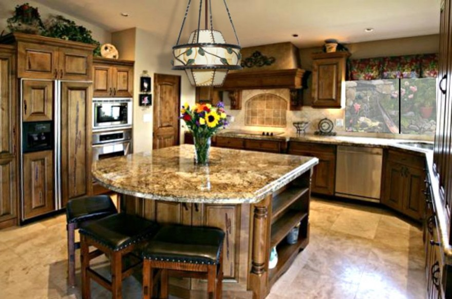 Choose The Small Country Kitchen Design Ideas For Your
